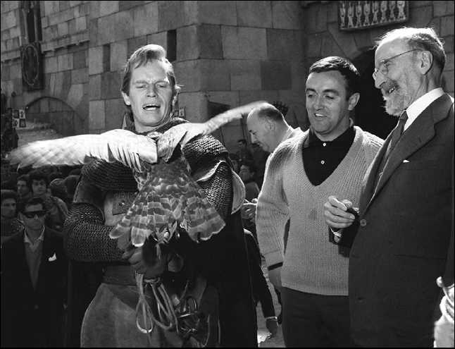 Heston, Felix y Menéndez Pidal