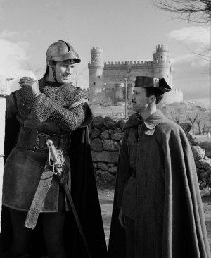 Rodaje del Cid